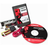"128GB Kingston V Series 2.5"" (6.4cm) SATA 3Gb/s MLC asynchron"