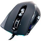 Revoltec FightMouse Elite USB schwarz (kabelgebunden)