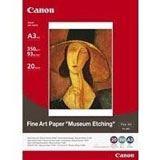Canon FA-ME1 Museum Etching Kunstdruckpapier 42x29.7 cm (20 Blatt)