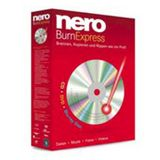 Nero Burn Express 32/64 Bit Multilingual Brennprogramm Vollversion PC (DVD)