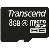 8 GB Transcend Standard SDHC Class 4 Retail