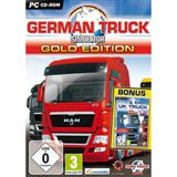 Rondomedia German Truck-Simulator: Gold-Edition (PC)