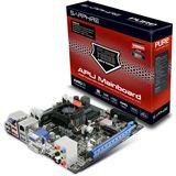 Sapphire PURE Mini E350 AMD A50M So.FM1 Single Channel DDR3 Mini-ITX