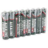 ANSMANN Red-Line LR03 Alkaline AAA Micro Batterie 1.5 V 8er Pack