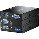 ATEN Technology VE170 Kit 1-fach VGA-Grafikverlängerung