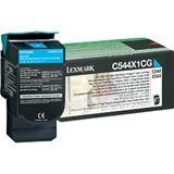 Lexmark Toner C544X1CG cyan