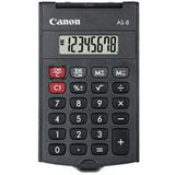 Canon AS8 CALCULATOR
