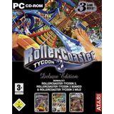 AK Tronic Rollercoaster Tycoon 3 Del Ed 6 PC