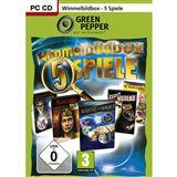 AK Tronic Wimmelbildbox 5 Spiele 0 (PC)