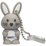 4 GB EMTEC Farm Serie Figur USB 2.0