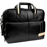Krusell Gaia Laptop Tasche 16 Zoll schwarz