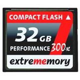 32 GB Extrememory Performance Compact Flash TypI 120x Bulk inkl.