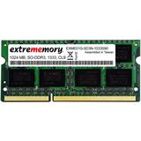 1GB Extrememory Value DDR3-1333 SO-DIMM CL9 Single