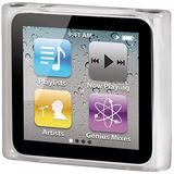 Hama MP3 Tasche SmartCase f.iPod nano 6G Transparent f. Apple ipod nano 6G