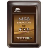 "64GB TeamGroup SSD 2.5"" (6.4cm) SATA 3Gb/s MLC asynchron (TG064GS25AC2M)"