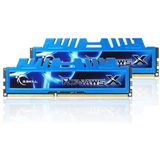 4GB G.Skill RipJawsX DDR3-2133 DIMM CL8 Dual Kit