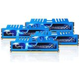 8GB G.Skill RipJawsX DDR3-1600 DIMM CL7 Quad Kit