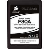 "80GB Corsair Force Series 2.5"" (6.4cm) SATA 3Gb/s MLC asynchron"