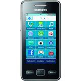 Samsung Star II S5260 100 MB schwarz