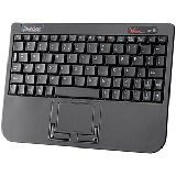 Perixx Tastatur, PERIBOARD-510 US, USB, Super Mini Touchpad Keyboard