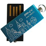 4GB PNY Attache MICRO CITY USB 2.0