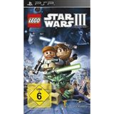 LEGO Star Wars 3 - The Clone Wars (PSP)