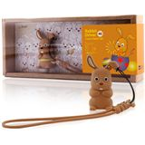 4 GB Bone Rabbit Driver Easter Set braun USB 2.0