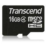 16 GB Transcend Standard microSDHC Class 4 Retail