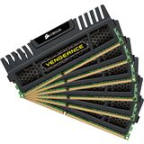 24GB Corsair Vengeance Black DDR3-1600 DIMM CL9 Hex Kit