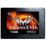 """115GB G.Skill Phoenix EVO 2.5"""" (6.4cm) SATA 3Gb/s MLC asynchron (FM-25S2-115GBPE)"""
