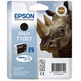 Epson T1001 Tintenpatrone schwarz Standardkapazität 25.9ml 1er-Pack RF Tag