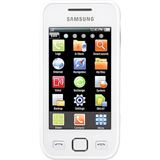 Samsung Wave 525 (S5250) Pearl White