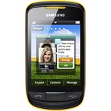 Samsung Corby II S3850 Gelb