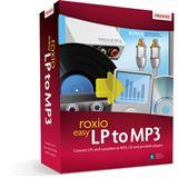 Roxio Easy LP to MP3 32/64 Bit Multilingual Vollversion