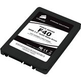 "40GB Corsair Force Series 2.5"" (6.4cm) SATA 3Gb/s MLC asynchron (CSSD-F40GB2-A)"