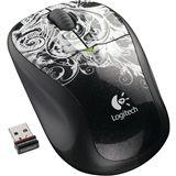 Logitech M305 Wireless Mouse Dark Fleur