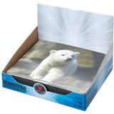 Vivanco Bazoo Motivmauspad Pets 24er-Pack 230 mm x 200 mm