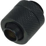 Alphacool HF 13/10 (10x1,5mm) Anschraubtülle G1/4 - Deep Black