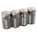 ANSMANN LR14 C / Baby Alkaline 4er Pack