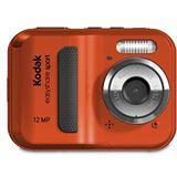 Kodak EASYSHARE C123 RED