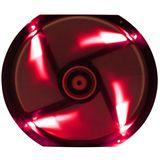 BitFenix Spectre LED rot 200x200x20mm 700 U/min 20 dB(A)