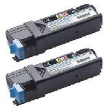Dell 2150cn/cdn / 2155cn/cdn Tonerkartusche schwarz hohe