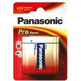Panasonic Pro Power Batterie Alkali 4,5Volt Block 1er Blister