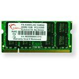 4GB G.Skill SQ Series DDR3-1600 SO-DIMM CL9 Single