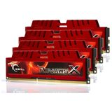 16GB G.Skill RipJawsX DDR3-2133 DIMM CL11 Quad Kit