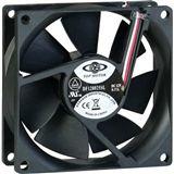 Dynatron Fan 80x80x25mm 2400 U/min 24 dB(A) schwarz