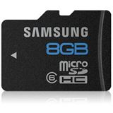 8 GB Samsung Kit Essential microSDHC Class 6 Retail inkl. Adapter