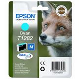 Epson T1282 Tintenpatrone cyan Standardkapazität 3.5ml 1er-Pack DURABrite Ultra Ink Retail Pack