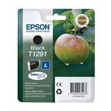 Epson T1291 Tintenpatrone schwarz hohe Kapazität 11.2ml 1er-Pack
