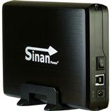 """SinanPower GD35621 3.5"""" (8,89cm) USB 3.0 schwarz"""